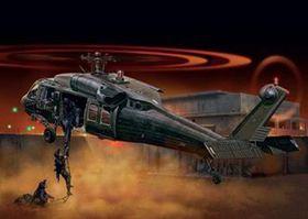 Italeri Sikorsky Uh-60 Black Hawk 'Night Raid' 1/48 Scale Model Kit