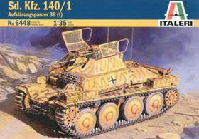 Italeri Sd.Kfz.140/1 1/35 Scale Model Kit