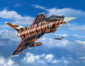 """Revell Eurofighter """"Bronze Tiger"""" 1/48 Scale Model Kit"""