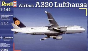 Revell Airbus A320 1/144 Scale Model Kit