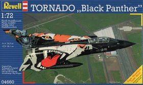 "Revell Tornado ""Black Panther"" 1/72 Scale Model Kit"