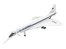 Revell Tupolev Tu-144d 1/144 Scale Model Kit
