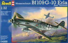 Revell Messerscmitt Bf109g-10 Erla 1/32 Scale Model Kit
