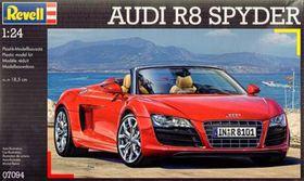 Revell Audi R8 Spyder 1/24 Scale Model Kit