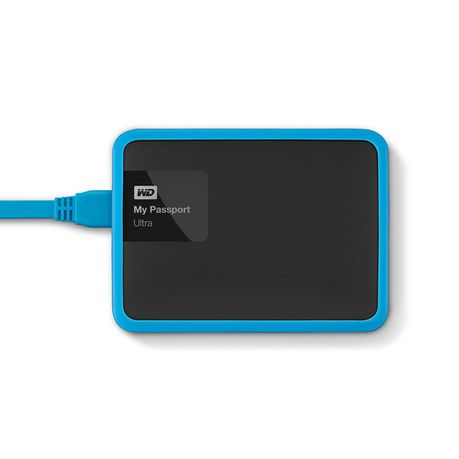 WD My Passport Ultra 1TB Portable Drive Bundle | Buy Online