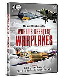 World Greatest Warplanes (DVD)