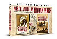 Indian Wars + Book (DVD)