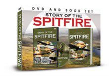 Story of Spitfire + Book (DVD)
