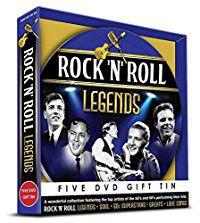 Rock 'n' Roll Legends (DVD)