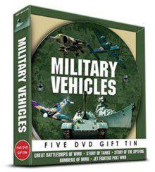Military Vehicles (DVD)