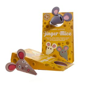 Clock Work Soldier - Funny Little Finger Mice