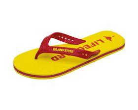 Island Style Mens Flip Flops Lifeguard