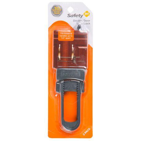 95350765a6a4 Safety 1st - Cabinet Slide Lock - Grey - 2 Pack