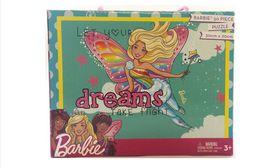 Barbie 50 Piece Puzzle - Let your dreams take flight
