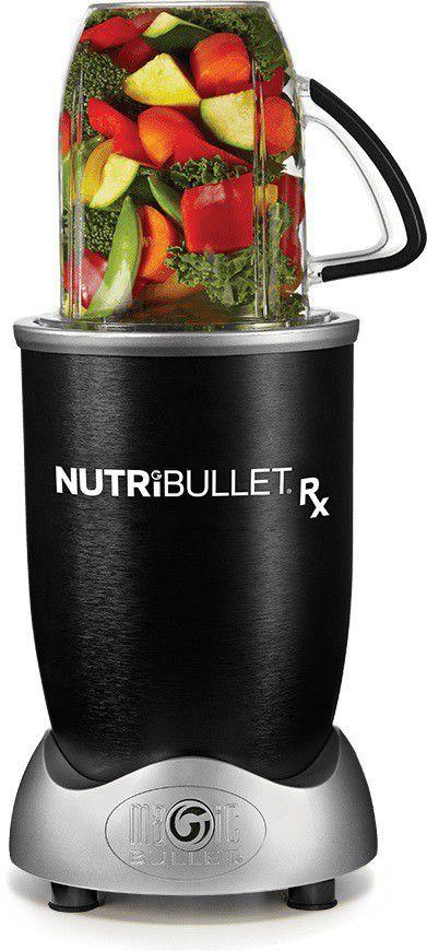 Nutribullet - 1700w Blender Rx - Set Of 10 - 690-000007-A ...