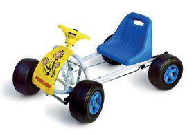 Kids Adventures Go Kart - Blue