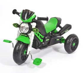 Ultimate Motorbike Trike or Push Car in Green