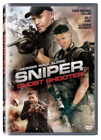 Sniper 6: Ghost Shooter (DVD)