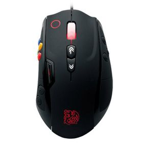 Thermaltake Volos Laser Omron Mouse