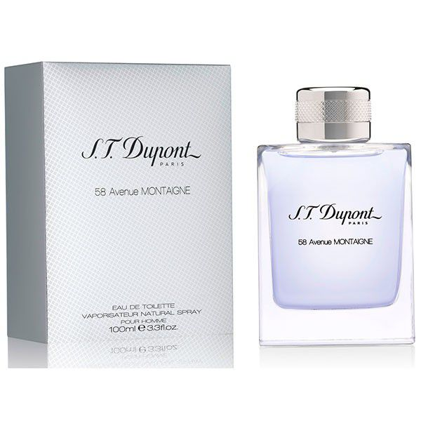 St.dupont 58 Avenue Montaigne 100ml Edt For Men   Buy Online in ...