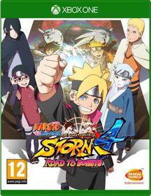 Naruto Shippuden UltimateE Ninja Storm 4 Road To Boruto(Xbox One)