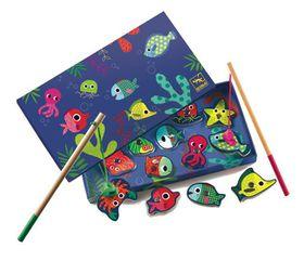Djeco Magnetics Fishing Game - Fishing Color