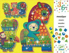 Djeco Mosaics - On Horseback