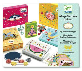 Djeco Paper Creations - My Little Decorator Gifts