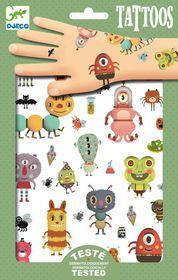 Djeco Tattoos - Monsters