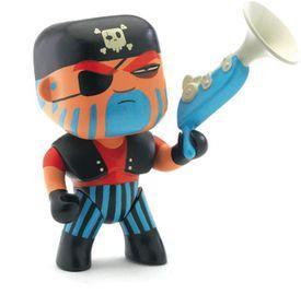 "Djeco Arty Toys - Pirate "" Jack Skull"""
