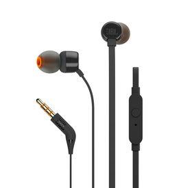 dc0dd8e494f JBL T110 In Ear Headphone - Black | Buy Online in South Africa |  takealot.com