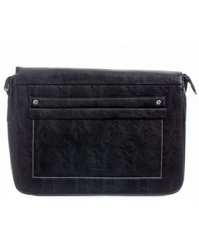 Bossi Mens Laptop Bag - Black