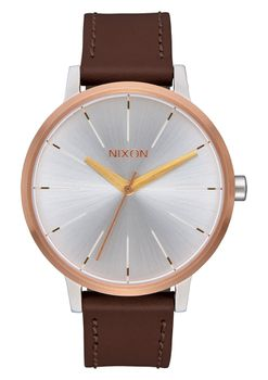 Kensington Leather Silver & Gold & Rose Gold - A1082632-00