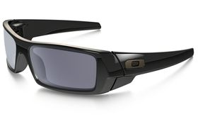 Oakley Gascan - Grey / Polished Black