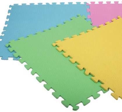 Eva Foam Floor Mat Interlocking Puzzle Mat For Floor