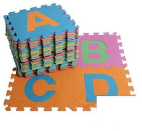 Educational Alphabet Eva Foam Floor Mat for Kids (26 Pieces)