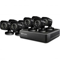 Swann DVR8-1590 - 8 Channel 720p Digital Video Recorder & 8 x PRO-T835 Cameras