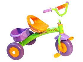 Orange And Green Kids Trike