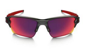 Oakley Flak 2.0 XL Sport Sunglasses - PRIZM Road / Matte Grey Smoke