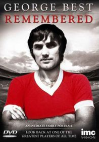 George Best Remembered - (Import DVD)