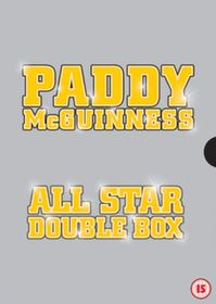 Paddy McGuinness: All Star Double Box - (Import DVD)