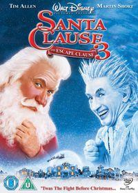 Santa Clause 3: The Escape Clause - (Import DVD)