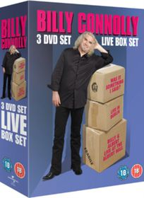 Billy Connolly Live 2007 Box Set - (Import DVD)