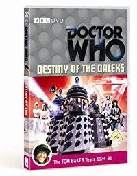 Dr Who-Destiny Of The Daleks - (Import DVD)