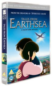 Tales From Earthsea - (Import DVD)