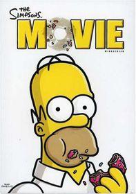 Simpsons Movie - (Import DVD)