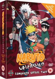 Naruto Unleashed Complete Series 2 - (Import DVD)