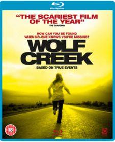 Wolf Creek - (Import Blu-ray Disc)