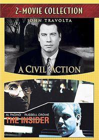Civil Action/Insider - (Region 1 Import DVD)