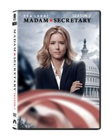 Madam Secretary Season 2 (DVD)